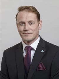 Profile image for Cllr James de Vries