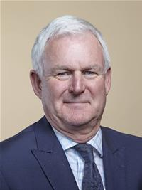 Profile image for Cllr Howard Rolfe